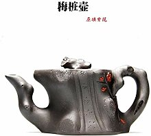 GuoQiang Zhou Teekanne für Lehrer, handgefertigt,