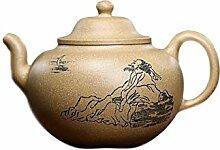 GuoQiang Zhou Teekanne Ling Ya (Farbe: Beige)