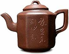 GuoQiang Zhou Teekanne mit dem alten Achteck