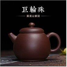 GuoQiang Zhou Teekanne mit kleinen Perlen,