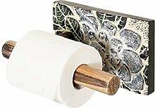GUOSHIJITUAN Retro Toilettenpapierhalter,Toilette