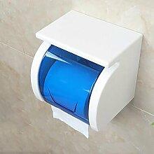 GUOSHIJITUAN Selbstklebend,Toilettenpapierhalter