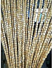 GuoWei 90 Stränge Perlenvorhang Türvorhang