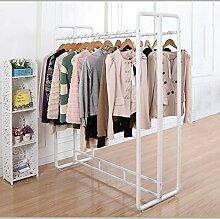 GUOWEI Garderobenständer Kleiderständer