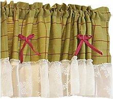 GUOXINYI Arco Vorhänge gardinen,Amerikanischen