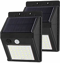 GUOYIHUA 30LED Outdoor Solarleuchte Infrarot