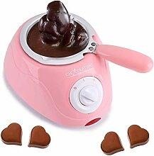 GUOYIHUA Elektrische Schokolade Schmelztiegel Set,