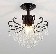 GUOYULIN Moderne Kristallleuchter-Beleuchtung für