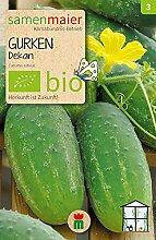 Gurken Dekan | Bio-Gurkensamen von Samen Maier