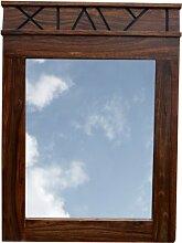 Guru-Shop Spiegel `Roman` R912, 90x65x3 cm,