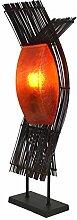 Guru-Shop Stehlampe/Stehleuchte, Exotische Leuchte