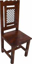 Guru-Shop Stuhl im Kolonialstil R378 - Modell 11,