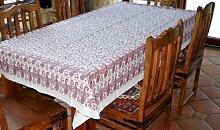 Guru-Shop Tischdecke, Tischtuch, Tafeltuch