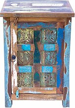 Guru-Shop Vintage Beistellschrank, Kommode,