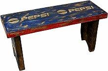 Guru-Shop Vintage Sitzbank, Suarholz, Größe: Mittel (28x44x20 Cm), Sitzmöbel