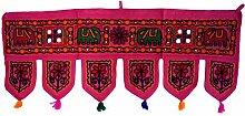 Guru-Shop Wandbehang, Wimpel, Toran `Elefant` -