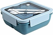 GURUGU Mikrowelle Frischhaltebox Lunchbox
