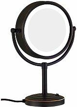 GuRun Kosmetikspiegel mit LED Beleuchtung