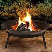Gusseisen Feuerschale Feuerstelle Garten Outdoor