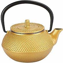 Gusseisen-Teekessel, japanische Gusseisen-Teekanne