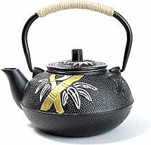 Gusseiserner Topf Gusseisen Teekanne Alter