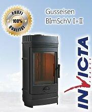 Gusskaminofen INVICTA Châtel - 8 kW