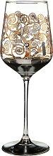 Gustav Klimt Weinglas Der Lebensbaum H. 25cm 450ml