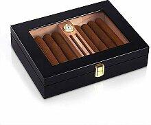 Gute Feuchtigkeitsversorgung Zigarrenkiste,