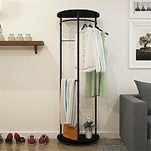 gute Qualität Mantel Racks Boden Kleiderbügel Kleiderständer, kreative Regale Einfache moderne Regale Familienausgaben ( farbe : # 4 )