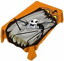 GUTT Halloween Kürbis Laterne Tischdecke