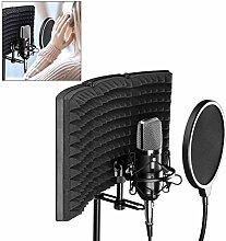 Gutyan Professionelle Sound Shield Tisch Mikrofon