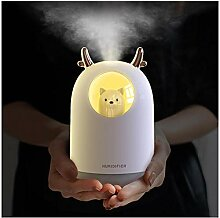 GUVVEAZ Cool Mist Mini-Luftbefeuchter mit