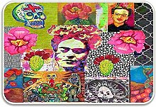 GuyIvan Puyrtdfs Frida Kahlo und Mexico Collage