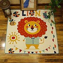 Guyuan Kinderzimmer Teppich Schlafzimmer