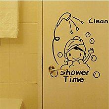 Guyuell Baby Liebe Dusche Blase Wandaufkleber Für