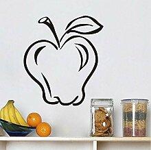 Guyuell Früchte Apple Removable Kitchen Home