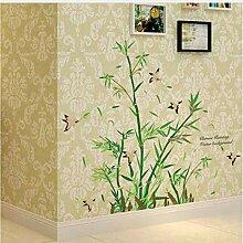 Guyuell Neues Design Bambus Wandaufkleber
