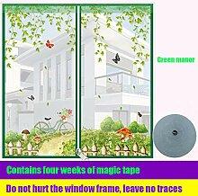 GUYUN Fliegengitter Insektenschutz Fenster ohne