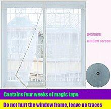 GUYUN Fliegengitter Tür Fenster Insektenschutz
