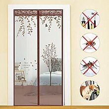 GUYUN Magnet Fliegengitter Tür Insektenschutz