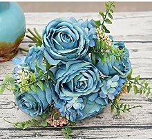 GVHGV Hochzeit Blumenstrauß Rose Braut