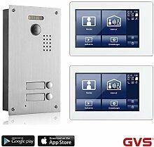 GVS 2-Draht/IP Video Türsprechanlage, 2