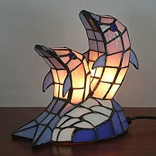 Gweat Tabelle Lovely Dolphin Lichter Lampe Kinder