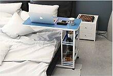 GWF Home Simple Desktop Lazy Bett Schreibtisch mit