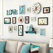 GWF Moderne Bilderrahmen Wand | Kombinierte