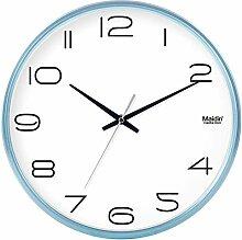 GWFVA Mode Uhr/Wohnzimmer Büro einfache stille