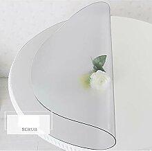 GWFVA Tischset rund Wasserdicht und ölbeständig