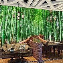 Gwgdjk Bambus Wald Kleine Straße
