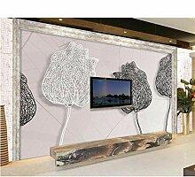 Gwgdjk Benutzerdefinierte Foto 3D Hintergrund Wand