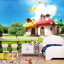 Gwgdjk Bildertapete Tapete Für Kinderzimmer 3D
